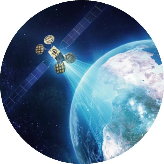 Sattellite Internet Service